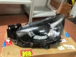 Фара левая Mazda Demio D09K-51040 LED