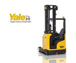 Yale MR14. Ричтрак Yale (подъем 10750 мм), 1 400кг., Электрический. Под заказ
