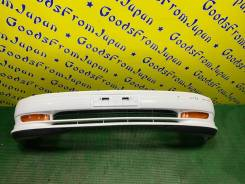 Передний бампер Toyota Vista SV30 краска 040