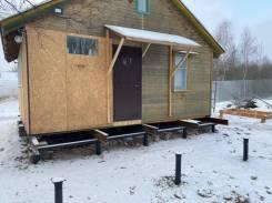 Замена фундамента под домом на винтовые сваи в Москве и Московской обл