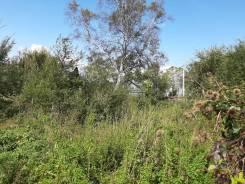 Продам земельный участок под строительство жилого дома п. Трудовое. 1 250кв.м., собственность, электричество. Фото участка