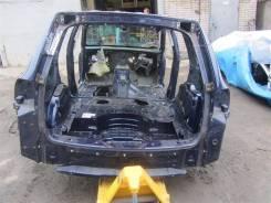 Пол кузова VW Touareg 2005