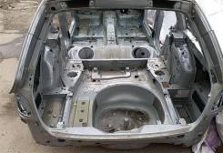 Пол металлический кузова BMW 5 2006