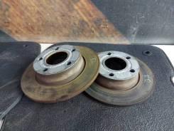 Тормозной диск AUDI Allroad, задний 4B0615601B