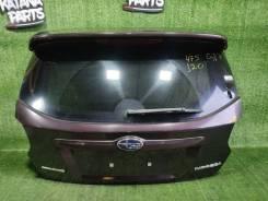 Дверь 5-я Subaru Impreza 2011 [60809FJ0019P]