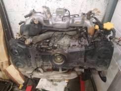 Двигатель EJ25 турбо Forester SF5 TD05 Subaru