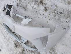 Бампер передний Kia Rio 4 Киа Рио 4 2020