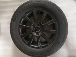 Оригинальный дискR18 Jeep Grand Cherokee WK2, черный матовый с резиной