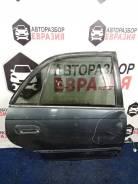 Дверь задняя правая (дефект) Toyota Carina ST190, 4S-FE