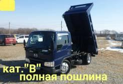 Mazda Titan. 4,6л., самосвал 3 тонны, 4 600куб. см., 3 000кг., 4x2