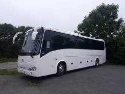 King Long XMQ6127C. Продаётся автобус Кинг Лонг 6127C, 49 мест, С маршрутом, работой