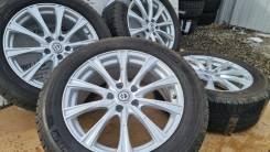 Фирменные литые диски Weds на шинах Michelin 235/55R18