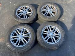 Комплект всесезонных колес на литье 195 65 15 Б/П по РФ DE-29