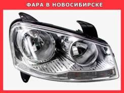 Фара в Новосибирске