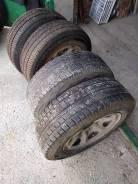Комплект шин колёс 195/80R15 Nissan Atlas TD27 QD32