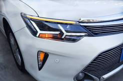 Фары Toyota Camry 55 11-17г Lambo Style