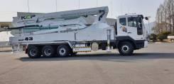 KCP. Автобетононасос Daewoo 43ZX5170 43 м