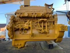 Двигатель Komatsu SA6D155-4 D355 6d155