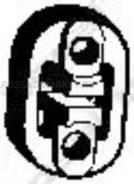 Компонент монтажный демпферный выхлопной системы Bosal '255190 255190