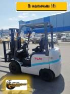 TCM FHG18T3. Погрузчик бензиновый г/п 1800 кг Япония в Екатеринбурге, 1 800кг., Бензиновый