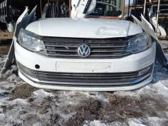 Бампер Фольксваген Поло 2015-2019г в Иркутске
