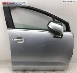 Дверь передняя правая Peugeot 5008 2012 (Минивэн)