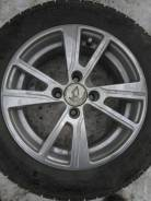 Колеса летние на литых дисках 4шт 5, 1/2 Jx14H2 ET35