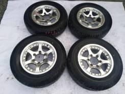 Колесо Комплект Колес В Сборе Bridgestone 215/65R15
