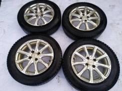 Колесо Комплект Колес В Сборе Bridgestone Blizzak 175/65R15