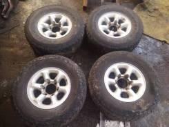 Колесо Комплект Колес В Сборе Dunlop Grandtrek AT2 265/70R15