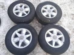 Колесо Комплект Колес В Сборе Dunlop Grandtrek 255/65R16