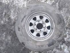 Колесо Колесо В Сборе Dunlop Grandtrek, Запаска 255/65R16