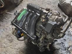 Двигатель MR20 Nissan X-Trail Qashkai 2.0л