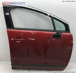 Дверь передняя правая Peugeot 3008 2010 (Джип 5-дв. )