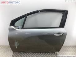 Дверь передняя левая Peugeot 208 2013 (Хэтчбек 3-дв. )