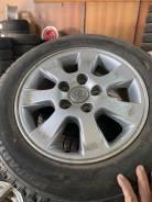 Колёса на 15 5*114,30. Toyota 195/65R15 (зима БП по РФ)