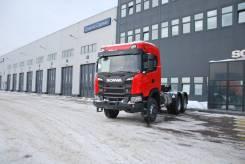 Scania. Полноприводный тягач G500A6X6HZ, 12 742куб. см., 30 000кг., 6x6. Под заказ