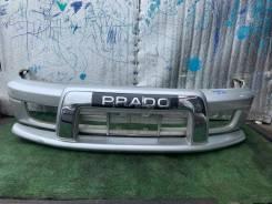 Бампер передний prado 95 (2 модель) japan