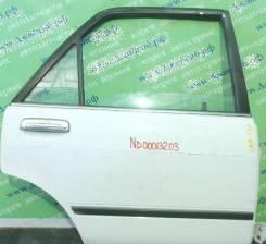 Дверь боковая Toyota Carina 17# задняя правая