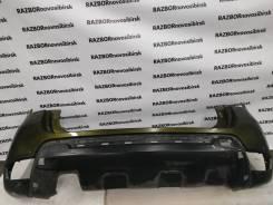 Бампер задний Renault Duster 14-17год