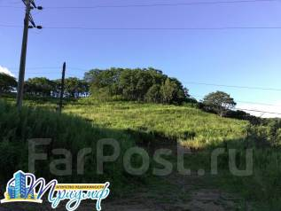 Продается земельный участок в г. Артеме. 1 200кв.м., собственность