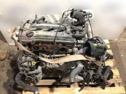 Двс Двигатель Toyota Estima кузов ACR30W двигатель 2AZ-FE М