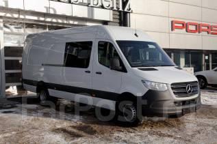 """Mercedes-Benz Sprinter 516 CDI. Mersedec-Benz Sprinter 516 CDI грузоподъемность 2,8 тонны, кат. """"Б"""", 2 143куб. см., 2 800кг., 4x2"""