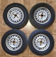Продам комплект летних колёс R 12 LT на дисках