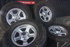 Фирменные литые диски Keeler на шинах Michelin 275/70R16