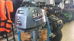 Sea-Pro. 5,00л.с., 2-тактный, бензиновый, нога S (381 мм), 2016 год. Под заказ