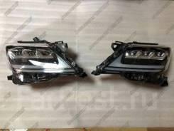 Фары Lexus LX570 2012-2015 Дизайн 2016 года
