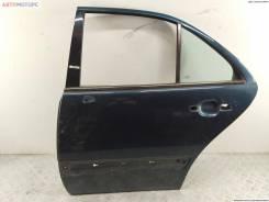 Дверь задняя левая б/у Mercedes W210 (E) 1998 (Седан)