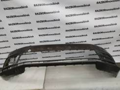 Бампер Volkswagen Jetta 6 2014-2019 [5CU807217HGRU] NF, передний
