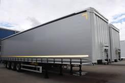 Центртранстехмаш. Шторный полуприцеп CTTM Cargoline 9322-60, 16,5 м, 112 кубм,3 оси SAF, 32 000кг.